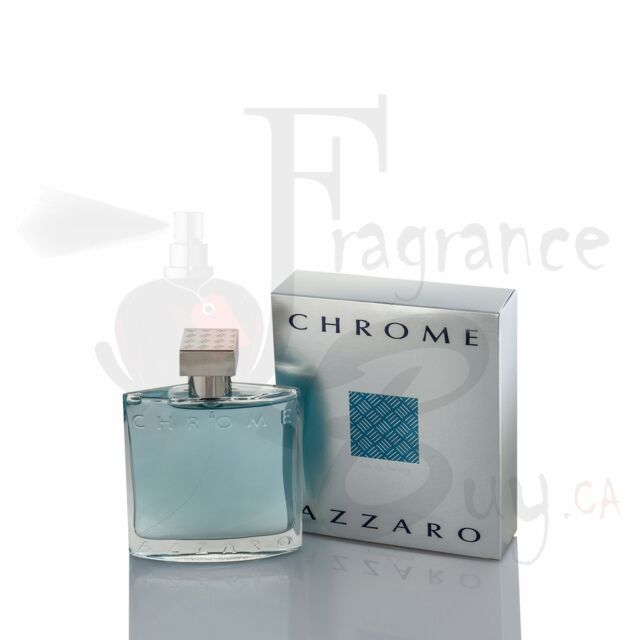 Azzaro Chrome M 30ml Boxed