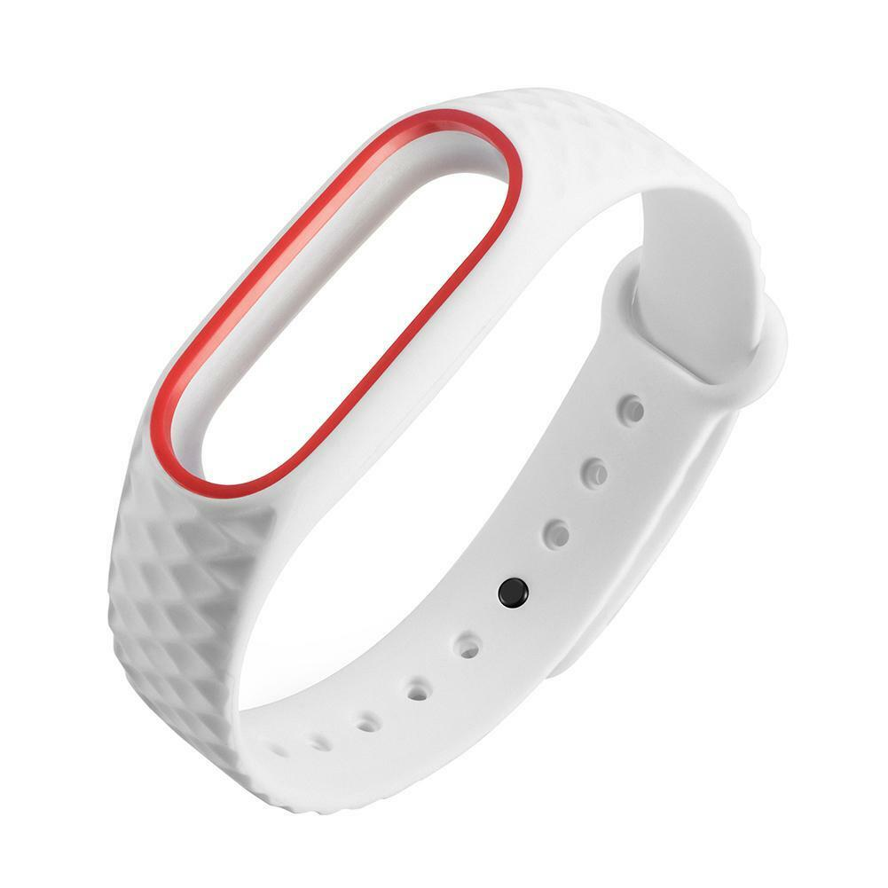 4# White Red Strap Only
