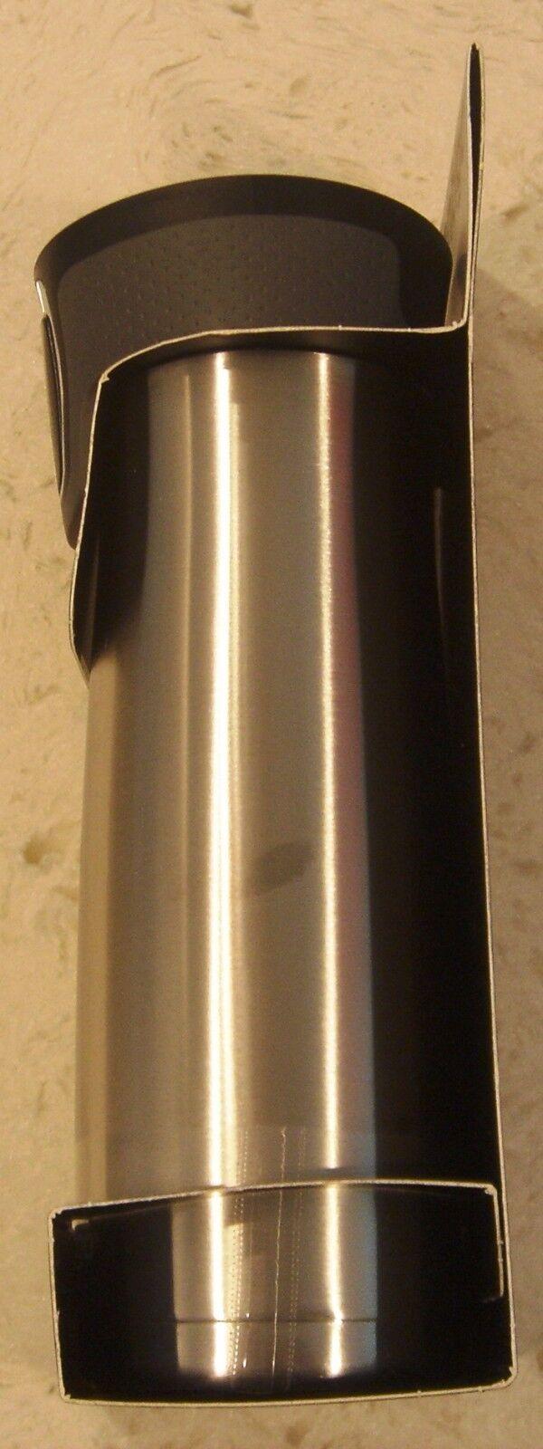 in acciaio inox Tazza da viaggio con coperchio ad accesso aperto Contigo Autoseal West Loop 453,6 g