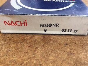 6010-2NSENR//NR Snap Ring Nachi Bearing Made in Japan