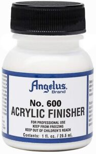 Angelus Finisher No. 600 Glanz für Lederfarbe 29,5ml (20,17€/100ml)