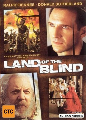 1 of 1 - Land Of The Blind (DVD, 2008)