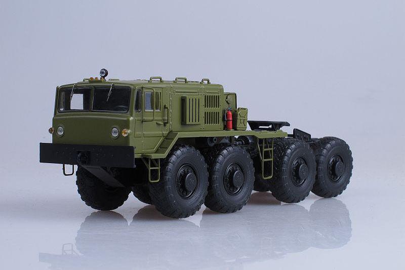 precio razonable Maz 537 Ejército Soviético Pesado Tractor Unidad 1 43 43 43 Modelos Escala de inicio SSM5001  varios tamaños