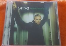 STING BRAND NEW DAY CD EUC DESERT ROSE AFTER THE RAIN HAS FALLEN