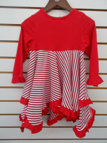 Toddler /& Girls Tara Collection Red /& White Outfits Size 12Months-12 Infant