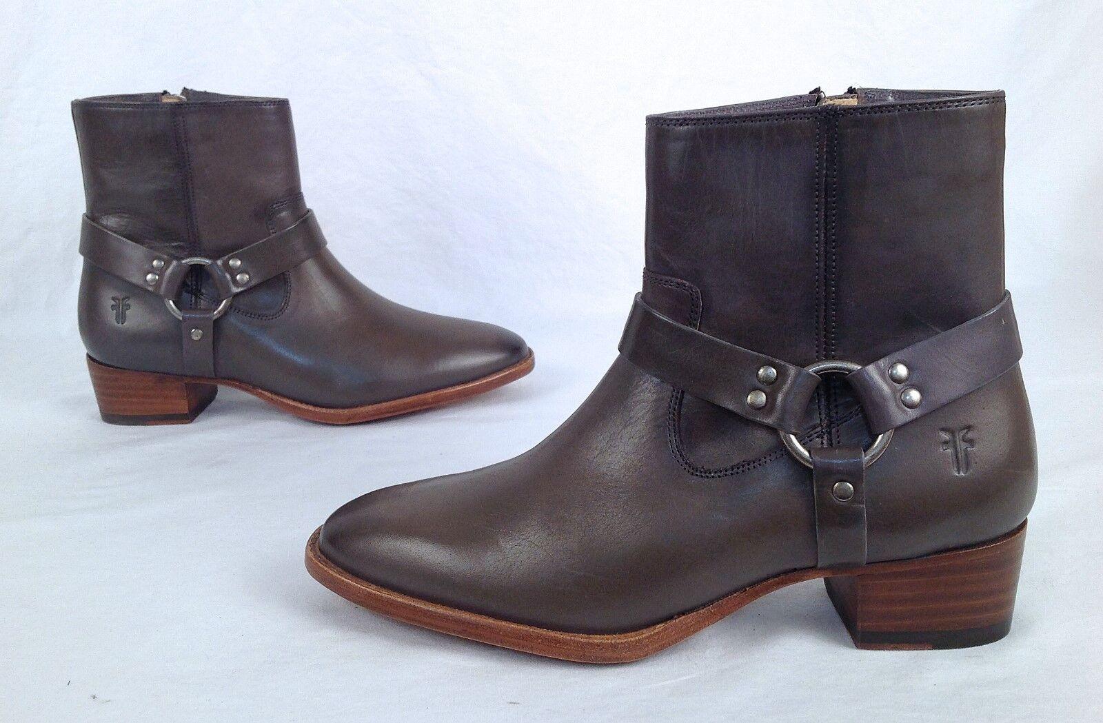 NEW   Frye 'Dara'Harness Bootie-- Bootie-- Bootie-- Grey- Size 5.5 B - 368 (04) 6a16c3