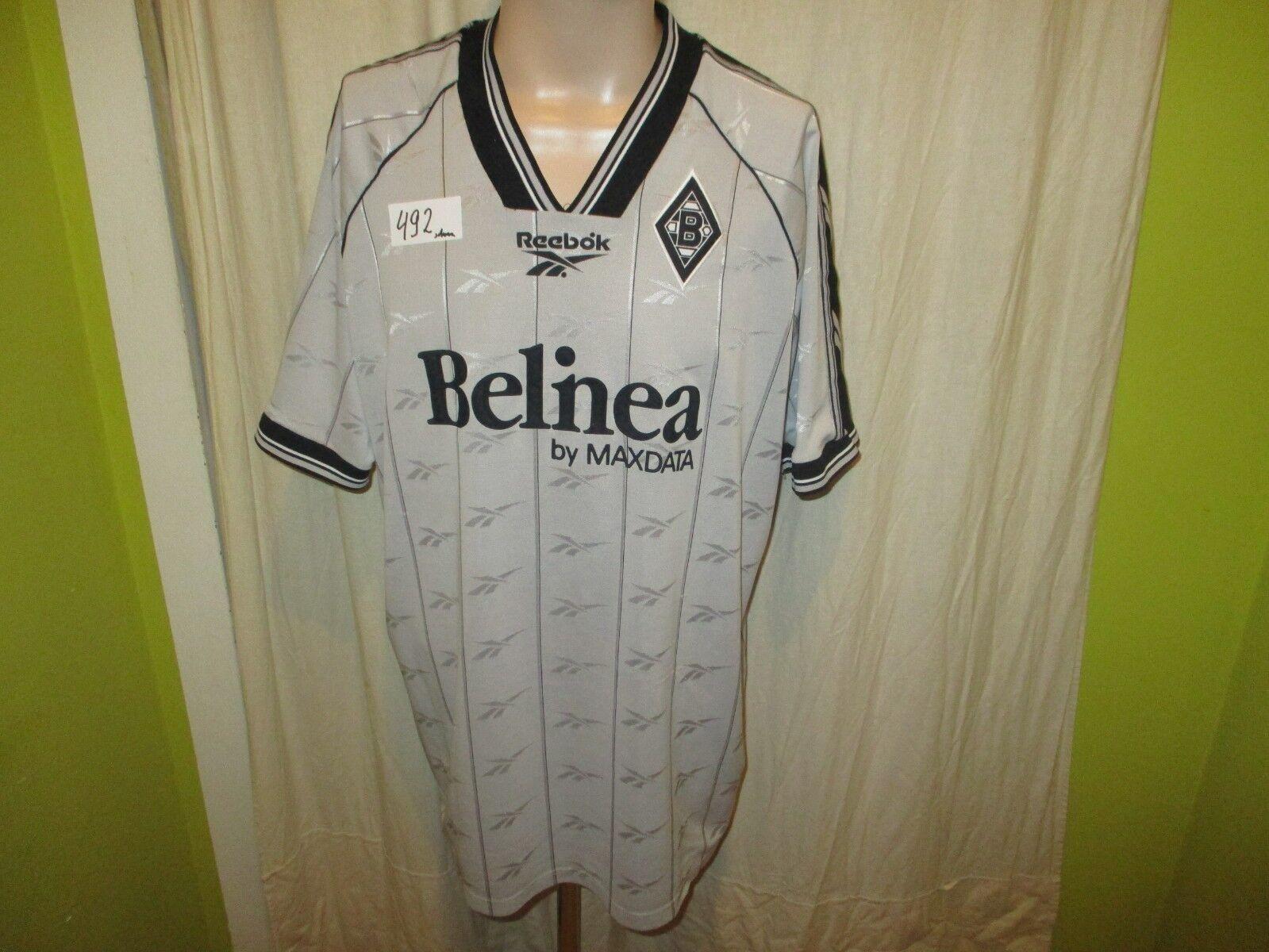 Borussia Mönchengladbach Reebok Trikot 1997 98  Belinea by Maxdata  Gr.XXL