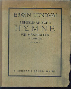Erwin-Lendvai-Republikanische-Hymne-fuer-Maennerchor-a-cappella