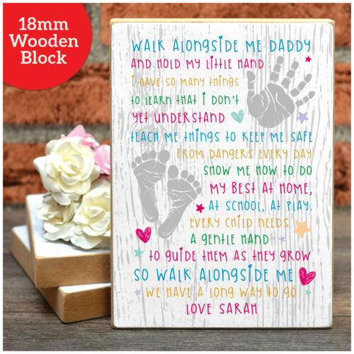 PERSONALISED Birthday Gifts for Daddy Dad Grandad Gifts from Son Daughter
