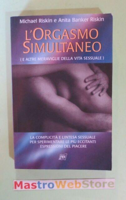 RISKIN - L'ORGASMO SIMULTANEO - ED.1999 PAN [L171]