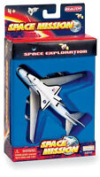 NASA Space Shuttle Discovery w/ Piggyback Boeing 747 Diecast 1/500 Scale MINT