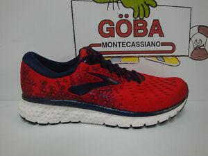 BROOKS-GLYCERIN-17-UOMO-PIANTA-MEDIA-Red-Biking-Red-Peacoat-Art-110296-1D-683