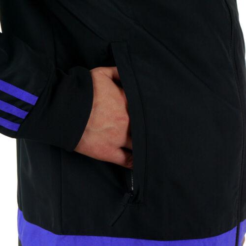 f8e22f8908 3 of 9 Jacket Adidas All Blacks Presentation mens sport windbreaker