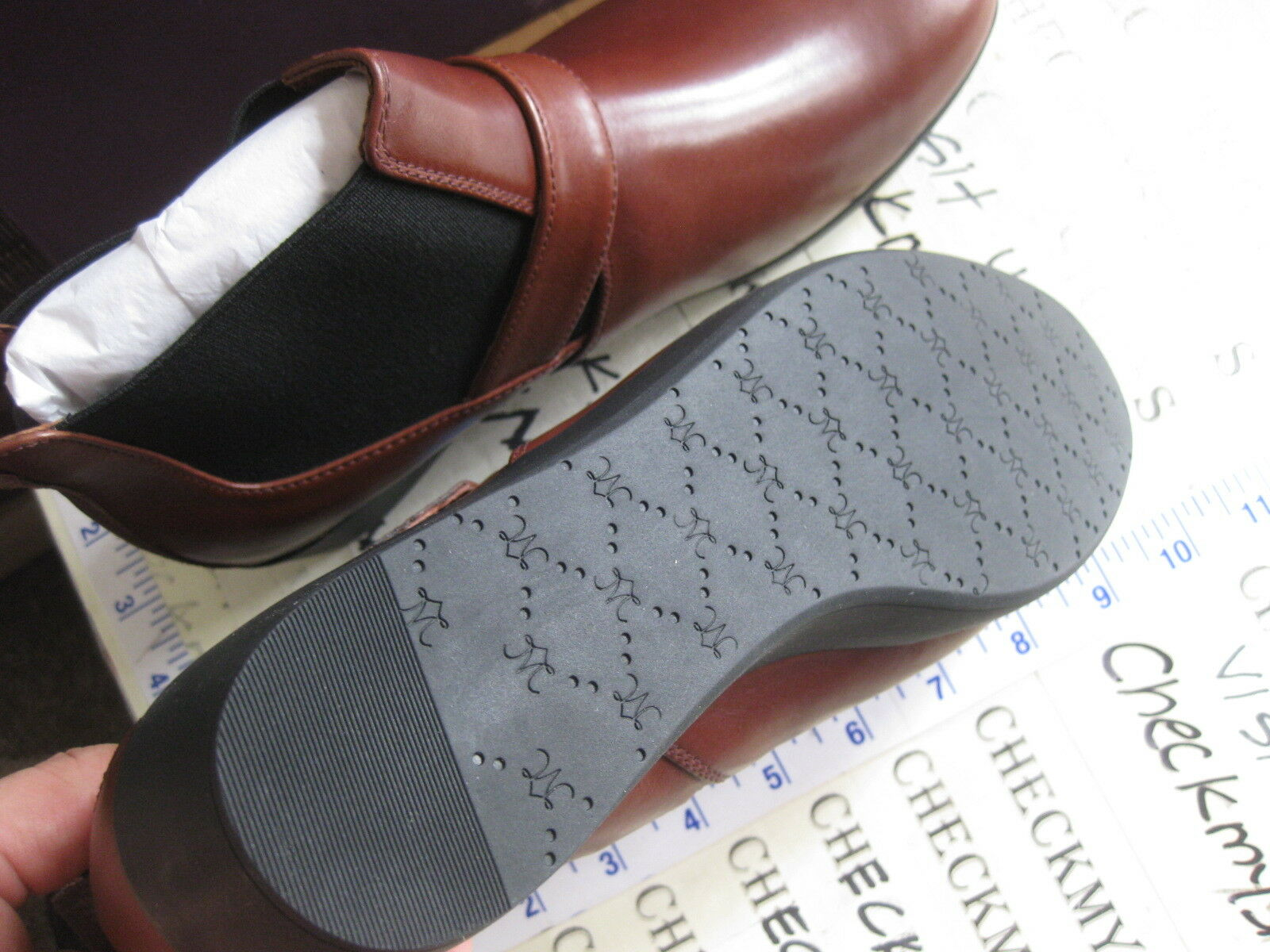 Johnston & Murphy Danielle 78-56107 78-56107 78-56107 Premium Waterproof leather bottes choose Taille c5c22c