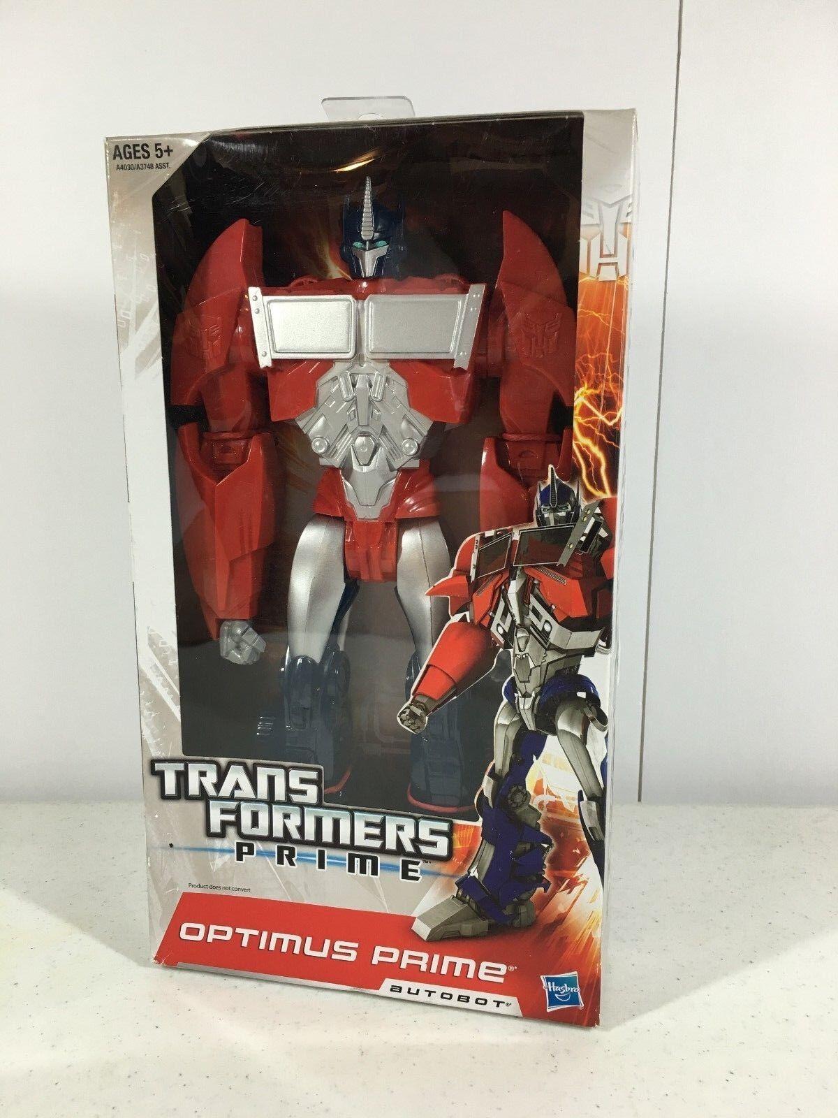 Transformers Prime Optimus Prime 12 Inch Hasbro 2012