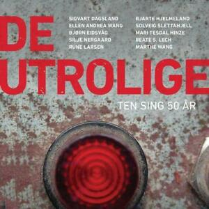 DE-UTROLIGE-TEN-SING-50-AR-THE-UNBELIVABLE-TEN-SING-50-YEARS-CD-NEW