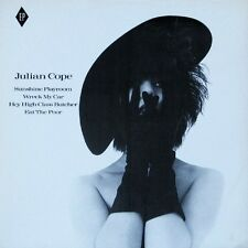 "Julian Cope Sunshine Playroom E.P. 4 track Uk 12"""