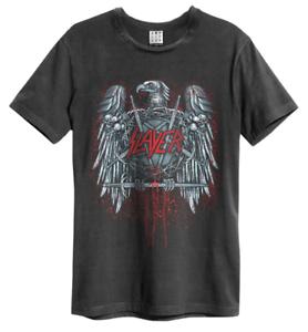 Slayer T Shirt Amplified Officiel Métal Eagle Reign in Blood repentless METAL