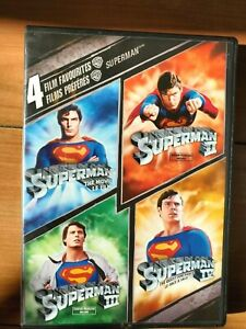 Superman-Collection-1-2-3-amp-4-DVD