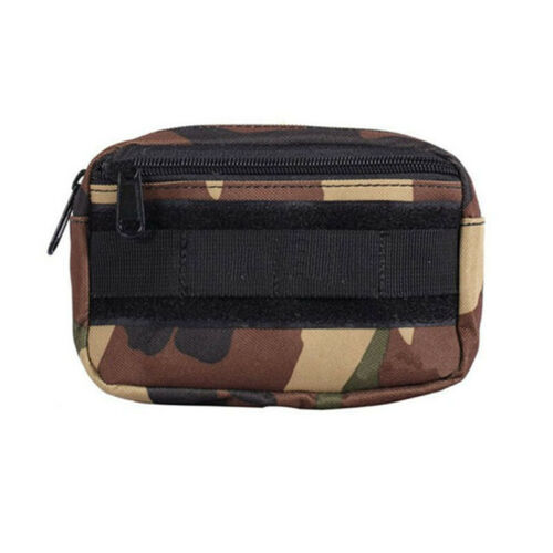 Tactical Pouch Hunting Bags Belt Waist Bag Military Fanny Pack Hiking Bags GA
