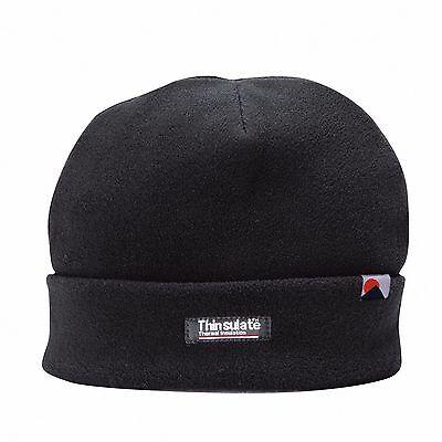 Portwest HA10 Fleece Beanie Hat Thinsulate® Lined Unisex Headwear Warm