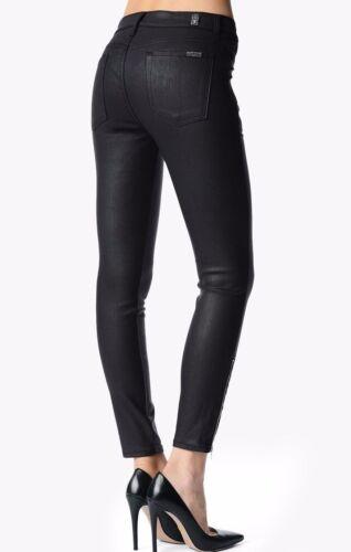 7 Con Tutti Sz30 Aderenti Etichetta Jeans The Per Zip Grigio Fashion Nuova UpwqxAx