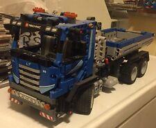 Lego Technic Container Rolloff Truck 8052
