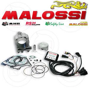 Amical Malossi 3116090 Cylindre I-tech 4 Stroke Ø75,5 Aluminium Vespa Gts 125 Super Performance Fiable