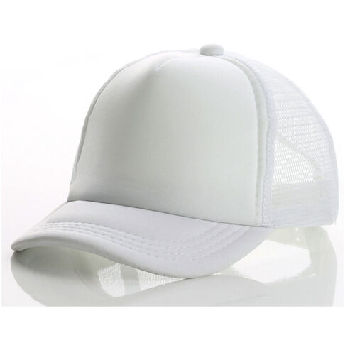 Kids Baby Boys Girls Adjustable Baseball Cap Summer Hip Hop Cartoon Summer Hats