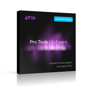 Details about NEW Avid Pro Tools 12 Edu Perpetual License DAW WIN/MAC