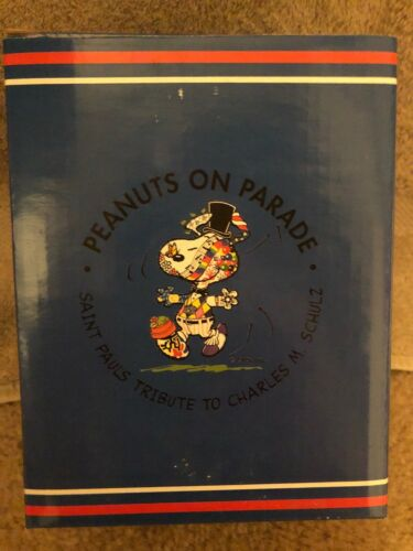 Snoopy Peanuts On Parade Summer Of Love #8386 Westland Giftware Charles Schulz
