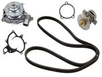 Porsche 911 Gt2 Rs 2011 Genuine Water Pump With Thermostat And Gaskets And Belt on sale