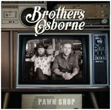 Brothers Osbourne - Pawn Shop - New CD Album - Pre Order - 10th March