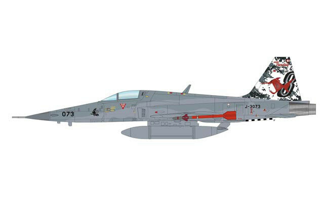 Hobby - meister 1   72 f - 5e 'tiger ii   j-3073 swiss air force 8. staffel