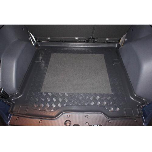 Kofferraumwanne für Dacia Dokker Van 2012-5-Sitzer