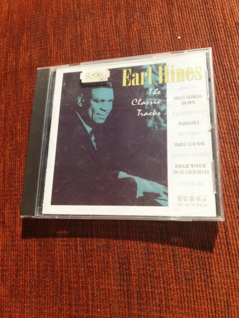 Earl Hines - The Classic Tracks (1996) CD