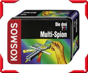 Details Zu Kosmos Die Drei Multi Spion Ab 8 Jahren Kinder Spielzeug Kasten Set Spion