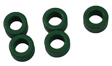 5pcs Inductor Coil Green Toroid Ferrite Cores Anti Interference 10x6x5mm Usa
