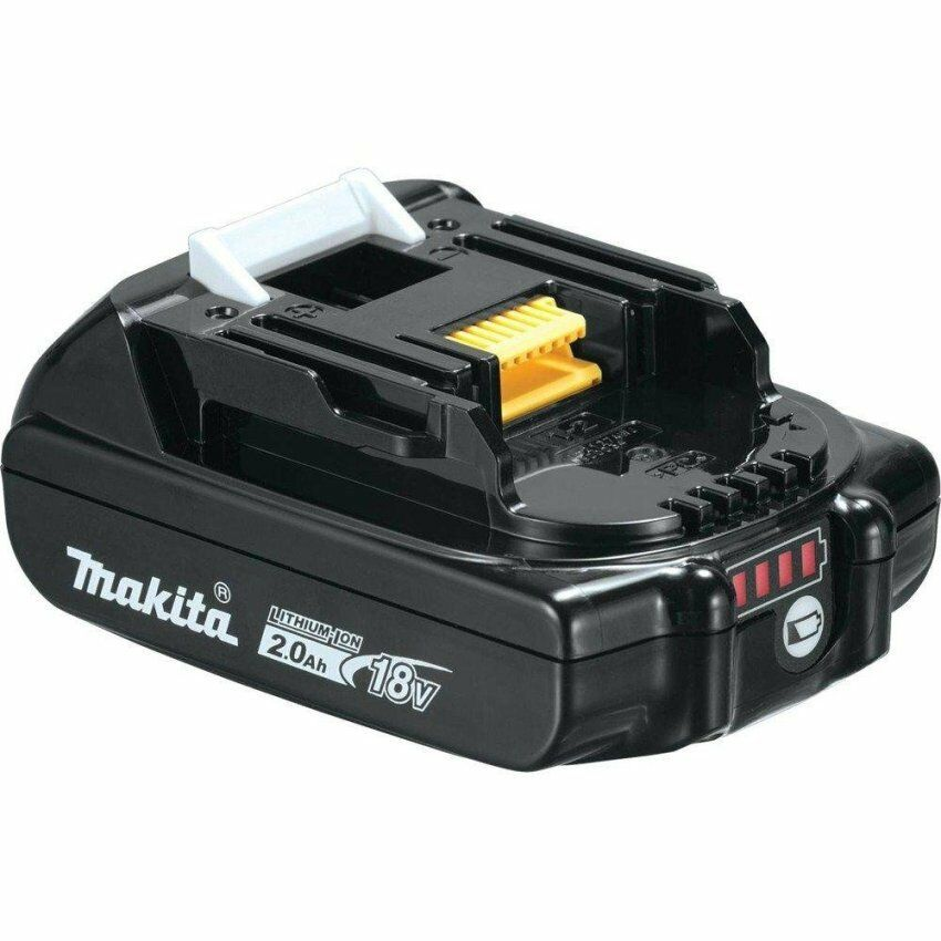 Makita Original Akku 18V - 2,0Ah BL 1820B Ersatzakku LED BL1820B