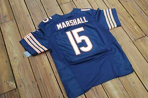 Details about Chicago Bears Brandon Marshall Men's Size 44 Nike Jersey new with tags