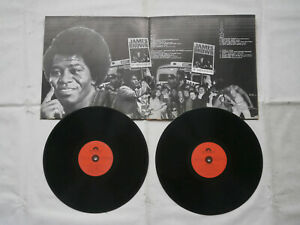 James Brown - LP X2 Vinyl - 2 disques Vinyles - Polydor