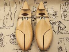 """J.M. Weston Oak Sz: 11 Shoe Trees"""