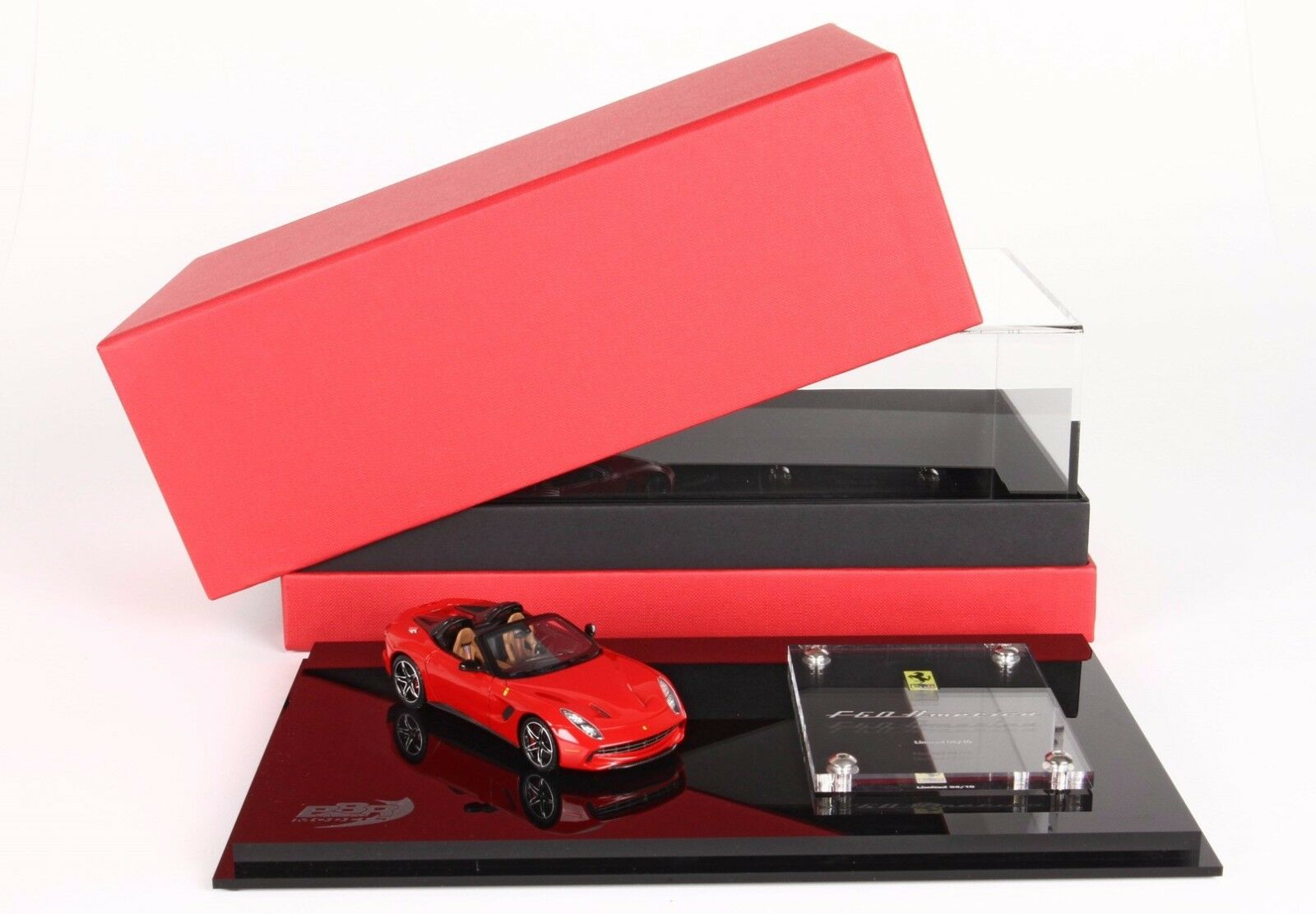 Ferrari F60 America rouge Corsa 1 43 lim.ed. 10 pcs BBRC182FCO  BBR