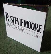R. Stevie Moore Reforms The Beatles 1975 CD