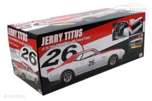 a1805210 Pontiac Trans Am Firebird-Jerry Titus-Acme 1:18