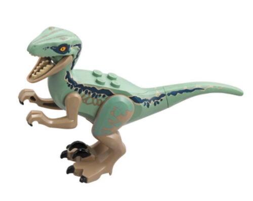 Lego JURASSIC WORLD Animal RAPTOR dinosaur from 75928 75930