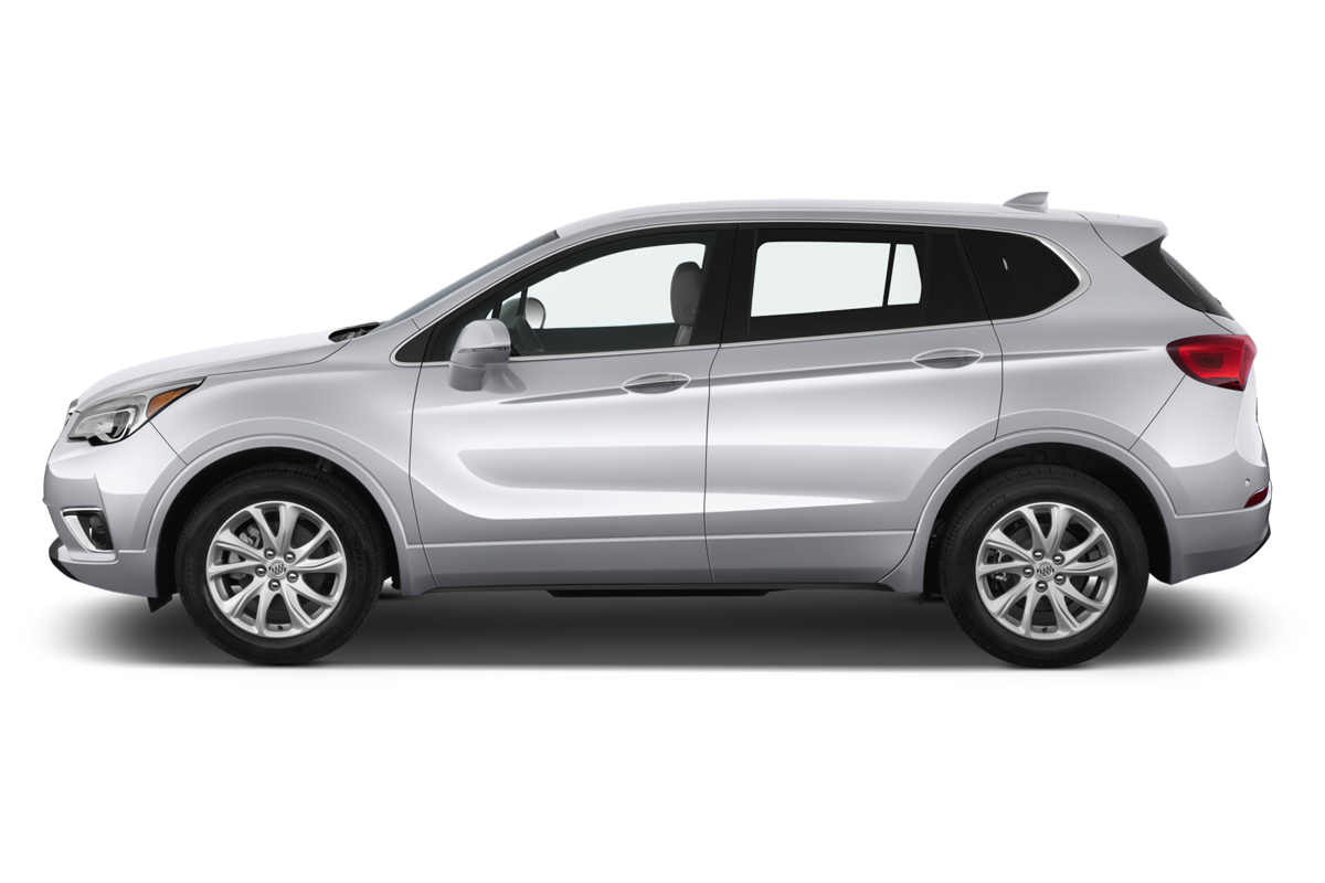 Buick Envision side view