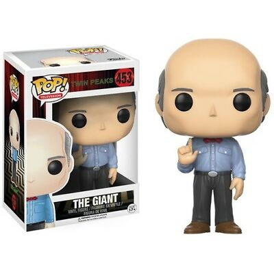 Twin Peaks - Giant - Funko Pop! Television: (2017, Toy NUEVO)