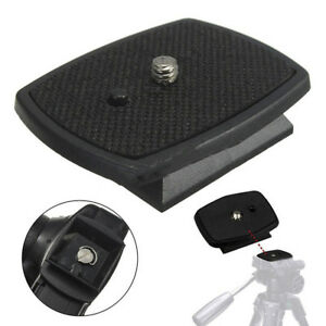 Tripod-Quick-Release-Plate-Screw-Adapter-Mount-Head-F-Digital-Camera-DSLR-SLR