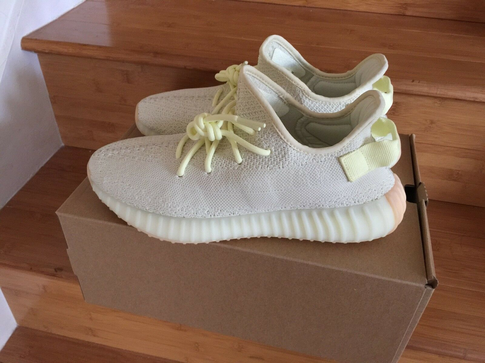 Adidas Yeezy Boost 350 V2 BUTTERKanye West 100% AUTHENTIC or money back, sz 9.5